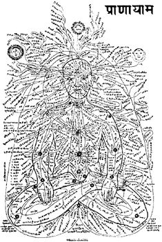 Look at all the opportunities to flow consciousness through the body.