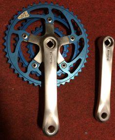 Guarnitura-bici-Shimano-Deore-XT-FC-M730-vintage-170-mountain-bike-crankset