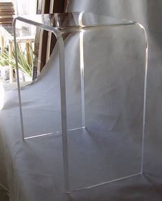 acrylic waterfall table    /reasonable priced acrylic tables here.