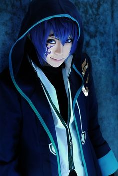 Jellal Cosplay  Fairy Tail <3 Oh man, this is too great for words. this person did complete justice to my favorite male character from this series. It's great eye candy...hehehe *drools*
