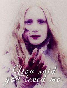 #CrimsonPeak (2015) - #EdithCushing