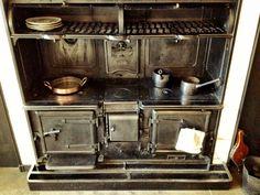 Kitchen at Standen, Sussex