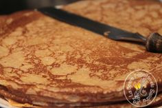 crêpes épeautre2 Gluten Free Cooking, Cooking Recipes, Dessert Ig Bas, Healthy Breakfast Recipes, Healthy Recipes, Dessert Healthy, Crepe Recipes, Base, Crepes