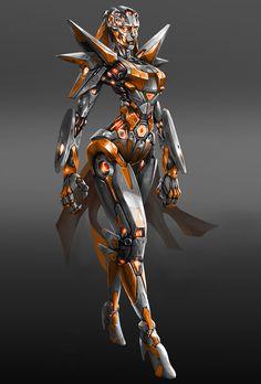 Four Armed robot - Поиск в Google