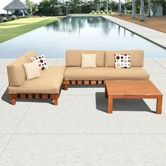 Amazonia Adriatic 3-piece Sectional Set - Overstock™ Shopping - Big Discounts on Amazonia Sofas, Chairs & Sectionals