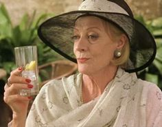 'my house in umbria' - Dame Maggie Smith as Emily Delahunty, film made for TV 2003