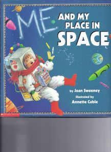 Suggestions of books to include in space unit