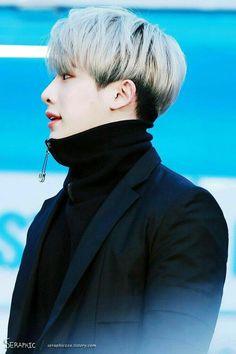 #Wonho