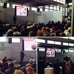 Grazie a tutti per la partecipazione!  #TTG2016#riminifiera#Il viaggio:dallo spazio commerciale al luogo fisico.Metodi e suggerimenti per migliorare la vendita e la comunicazione#GabriellaSimone