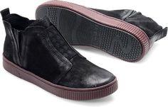 Born Rorey in Black Distressed - Born Womens Boots on Bornshoes.com