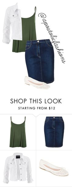 """Apostolic Fashions #1275"" by apostolicfashions on Polyvore featuring WearAll, Betty Barclay, maurices and Summit by White Mountain"
