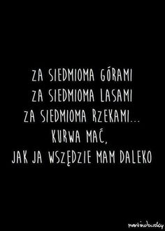 Ed opowiem Ci bajkę. Sad Quotes, Inspirational Quotes, Polish Memes, Weekend Humor, Funny Mems, Just Friends, Love Messages, Man Humor, Haha Funny