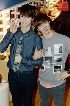 Astro Moonbin and Rocky | Recently got into them after watching To Be Continued