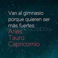 #Aries #Tauro #Capricornio #Astrología #Zodiaco #Astrologeando astrologeando.com