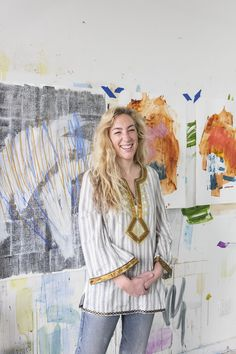 Meet Artist Mary Nelson Sinclair: The Leader Of The New Guard | We wanted to know how she turned her passion into a revenue-generating business with no comprises. Here she reveals all.