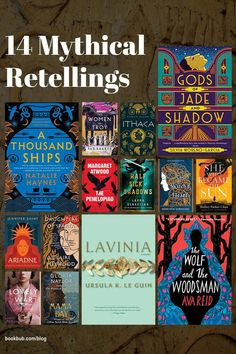 Love books about myths? These reads are perfect for fans of Circe and The Song of Achilles. #books #myths #mythical Best Books To Read, Great Books, War Novels, Achilles, Retelling, Historical Fiction, Love Book, Book Club Books, Fans