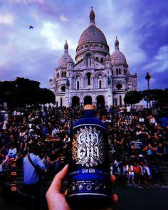 Fan pic - One gin in Paris  #gingin #slovenskygin #france #paris #sacreceour #gin #ginlove #slovakgin #premiumgin #drygin #distillery #madeinslovakia #slovakia #slovensko #drinksporn #spirit #ginlovers #instapic #pictureoftheday #praveslovenske #cork #design #elderflower #gentian #quince #limetree #mixology #barscene #barshow #cocktails Premium Gin, Fan Picture, Dry Gin, Elderflower, Distillery, Cork, Louvre, Cocktails, Fans