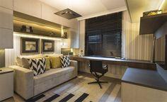 WOA Empreendimentos Imobiliário lança apartamento decorado no residencial Jazz Club