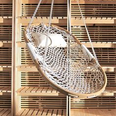 Awesome Chair Hammock  This looks amazingly comfy! :)