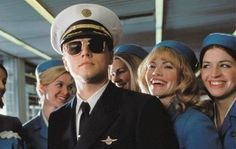 Prenda-me se for capaz (Catch me if you can, Steven Spielberg, EUA, Canadá, 2002)