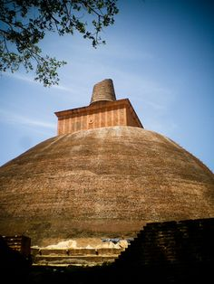Anuradhapura (UNESCO World Heritage Site), Sri Lanka.#travel #travelinsurance #iloveinsurance See the world. Do your travel insurance comparison online, save time, worry, and loads of money. http://www.comparetravelinsurance.com.au/