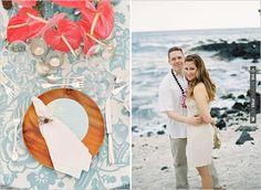 Beach Wedding Ideas | CHECK OUT MORE IDEAS AT WEDDINGPINS.NET | #weddings #weddinginspiration #inspirational