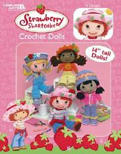 Strawberry Shortcake Crochet Dolls Pattern Book Out of Print Rare Orange Blossom...would love to get a copy