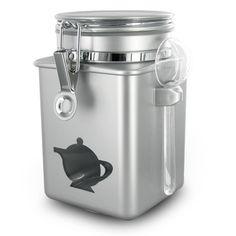 16oz Flavor Protective Tea Canister