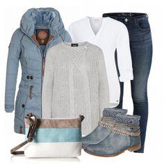 Herbst-Outfits: ComfyLook bei FrauenOutfits.de