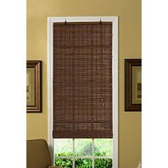 Blinds Com Brand Designer 2 Wood Blinds In Amber These Stylish Window Coverings Are Constructed From 100 Basswood And Offer Many Custom Colors A Pinteres
