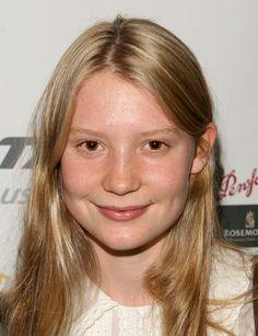 Nyy'zai Mia Wasikowska - Actress (Lawless).