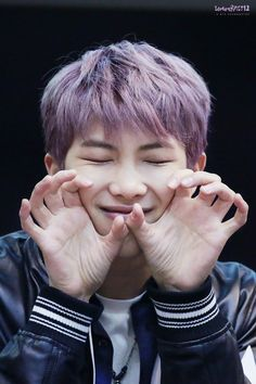 [170224] BTS @Myeongdong Fansign Rap Monster | 김남준