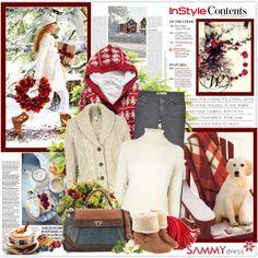 """""""Winter"""" by mizrose on Polyvore"""