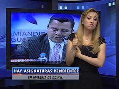 ADN en Lengua de Señas Mexicana   2011-Marzo 2013