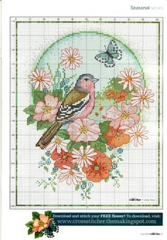 Gallery.ru / Фото #18 - Cross Stitch Collection 223 июнь 2013 - tymannost
