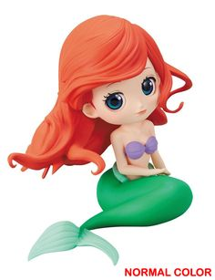 Qposket - Ariel The Little Mermaid - Disney Characters - Ichigo-Toys