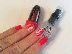 Red Campari nails -2016