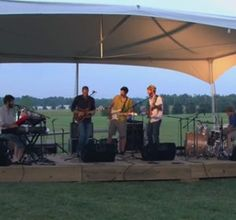 Friday nights under the stars at Brandywine Polo Club