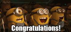 Congratulations! GIF - Con - Discover & Share GIFs