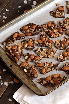 We love this Coconut Almond Bark. If you need a sugar free, dairy free boost of healthy fat in your life, keep these crunchy, chocolatey treats in your fridge and keep cravings at bay!