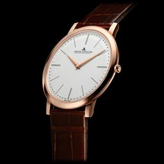 The immaculate purity of time Jaeger-Lecoultre Master Ultra Thin 1907 & Master Ultra Thin Grand Feu (See more at En/Fr/Es: http://watchmobile7.com/articles/jaeger-lecoultre-master-ultra-thin-1907-master-ultra-thin-grand-feu) (1/2) #watches #jaegerlecoultre @Garrett Murphy Jaeger-LeCoultre