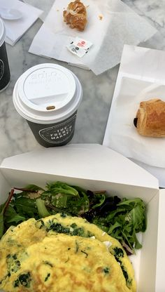 Spinach + goat cheese omelette, americano, almond + chocolate croissants Chocolate Croissants, Almond Chocolate, Goat Cheese Omelette, Restaurant History, Spinach, Favorite Recipes, French, Meals, French People