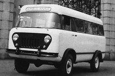 Sweden Ambulance- Jeep FC