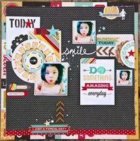 A Project by teapot2angel from our Scrapbooking Gallery originally submitted 08/19/13 at 09:30 AM