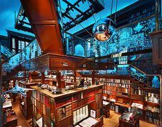 7 Célebres Bibliotecas Privadas
