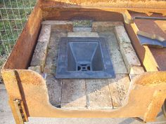 blacksmith coal forge plans | can't wait to get started! Keep an eye out here for more fun stuff ...