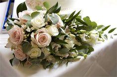 Shower Bridal Bouquet - Love & Light Ltd