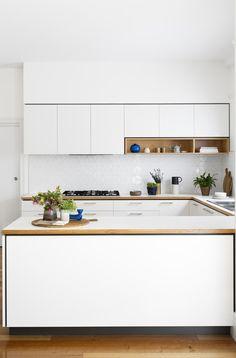 Minimalist Modern Kitchen Design Ideas and Inspiration | Apartment Therapy