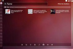 Ubuntu : accéder à Google News directement depuis le Dash d'Unity