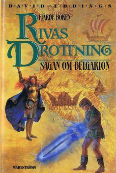 Rivas drottning av David Eddings (Kartonnage) - Fantasyhyllan
